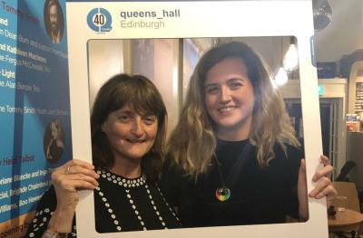 Arlene Doherty and daughter