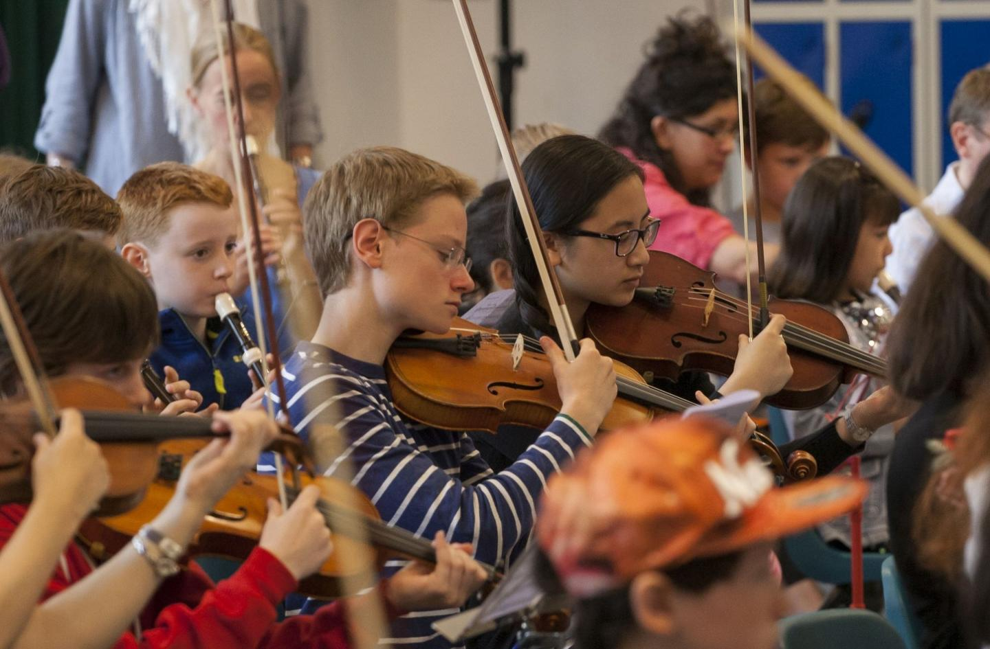 Edinburgh Youth Musicians