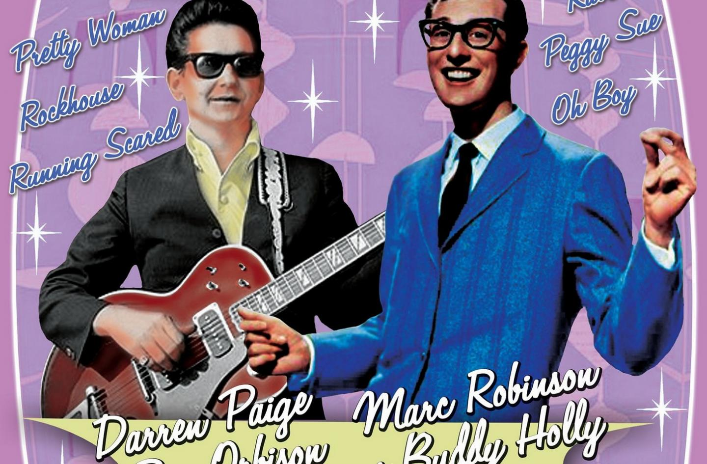 Through the Decades Roy Orbison and Buddy Holly