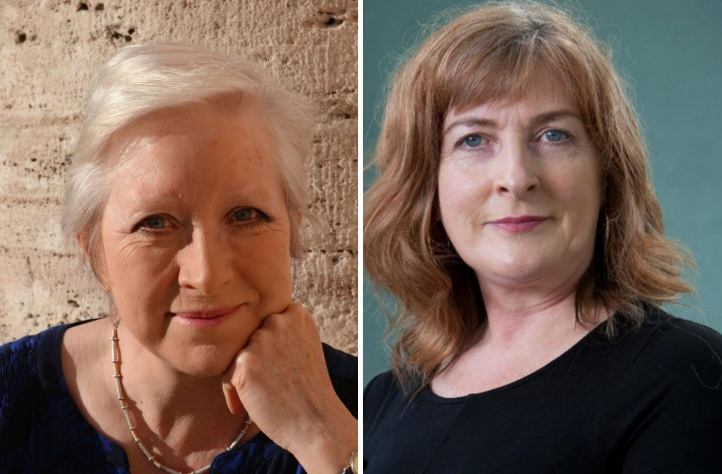 Susan Tomes and Janice Galloway