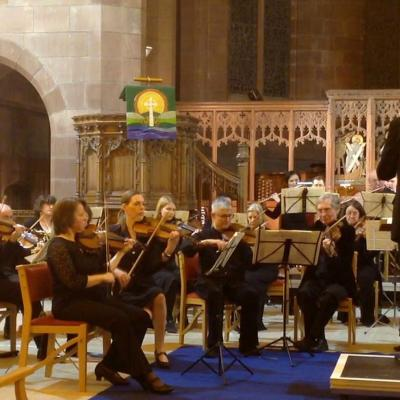 Meadows Chamber Orchestra at Inverleith St Serf's Church